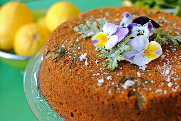 Herbal_butter_scented_geranium