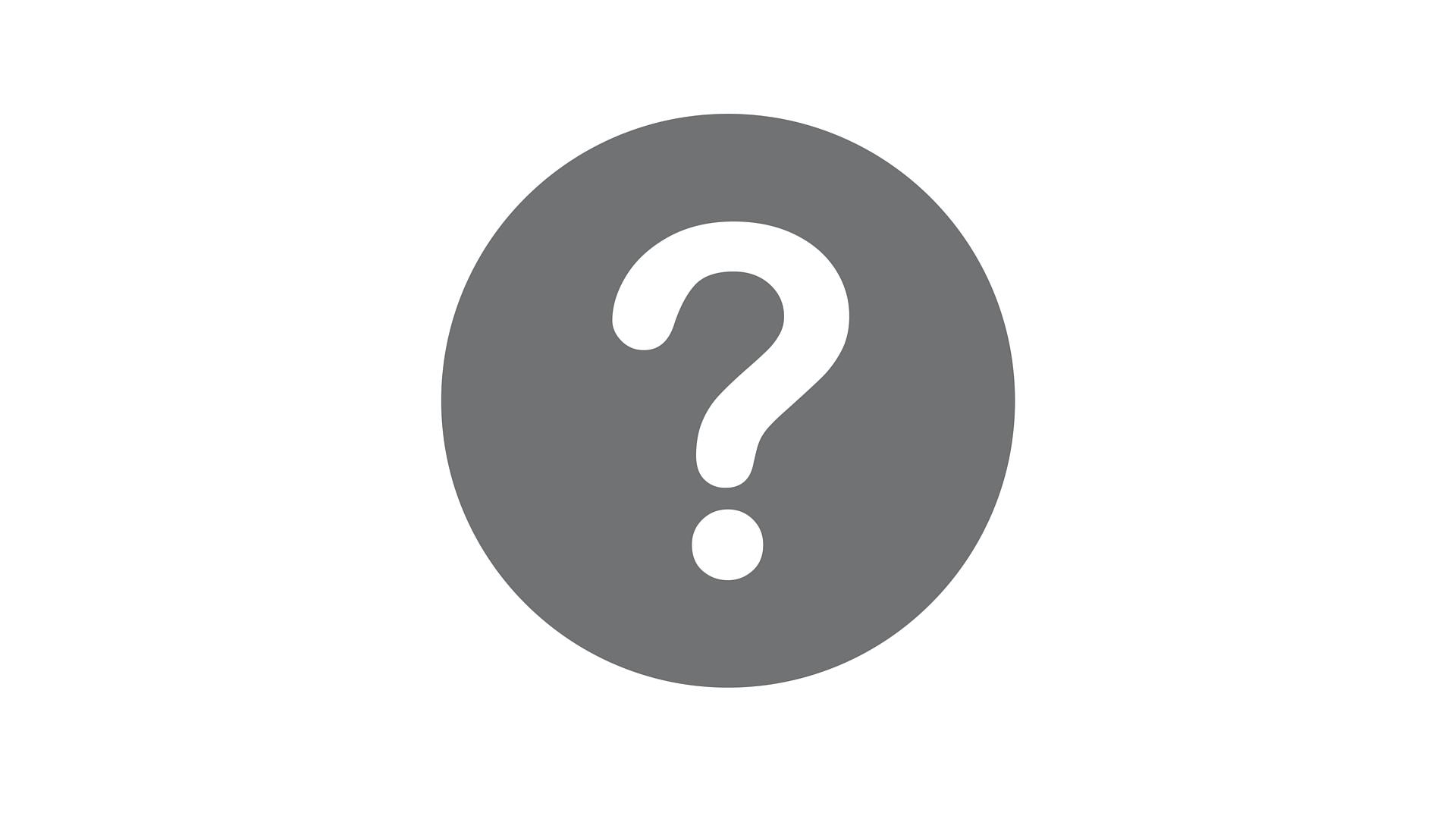 Question marlk
